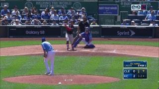 WATCH: Francisco Lindor hits home run #20