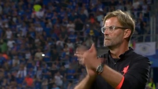 Liverpool put on a performance against Hoffenheim in Champions League