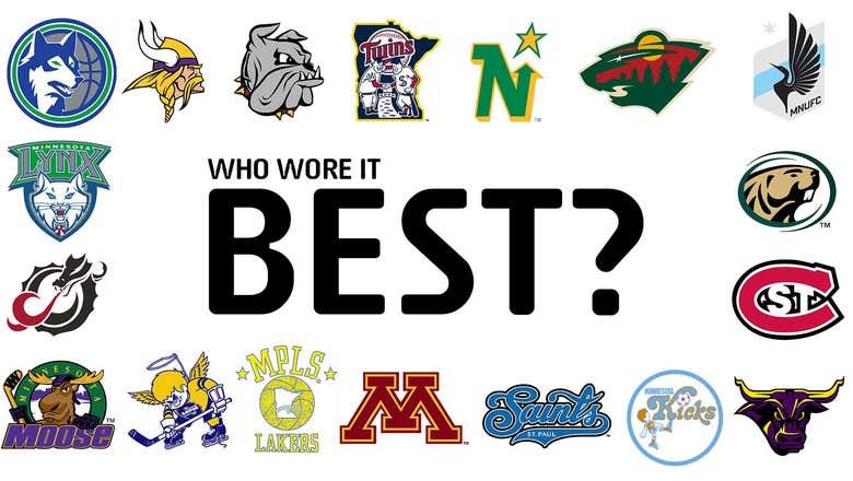 Ranking logos of all-time Minnesota teams