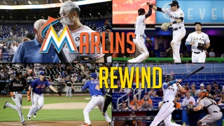 Miami Marlins Rewind -- Aug. 14-20