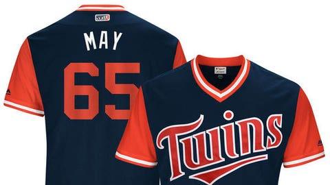22. Travis May: May