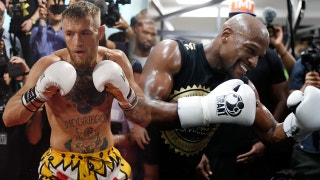 Mayweather vs. McGregor just got a lot more interesting with the change in glove size