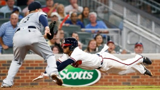 Here's how the Braves earned a run on your everyday 1B, 6, 5, 2, E5, 6, 3, 5 play