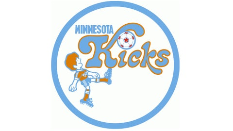 7. Minnesota Kicks