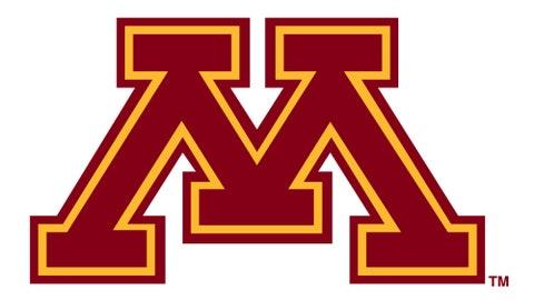 10. University of Minnesota Golden Gophers