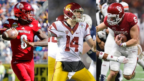 Heisman Forecaster's Top 10 for 2017