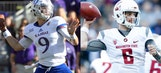 KU QBs are best friends, roommates — and competitors for starting job