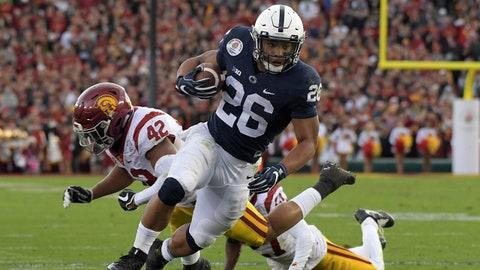 4. Saquon Barkley, RB Penn State
