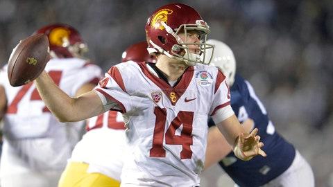 1. Sam Darnold, QB USC