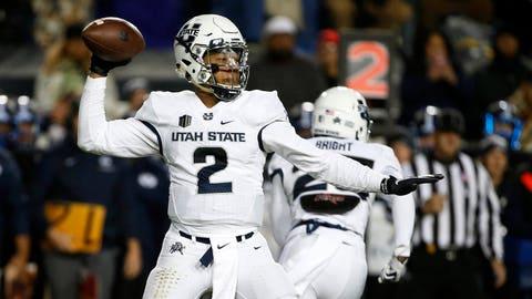 10. Sept. 1 vs. Utah State
