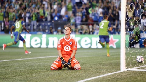 New York City FC, Seattle Sounders clinch stoppage-time wins