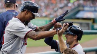 WATCH: Torii Hunter calls Buxton's home run
