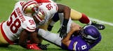 'Sloppy' Vikings offense strives to correct mistakes before Week 1