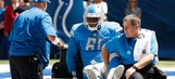 Lions put Hyder on IR with Achilles tendon injury