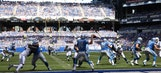 Rudock throws for two TDs as Lions open preseason with win