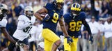 Michigan's Perry reinstated to football team