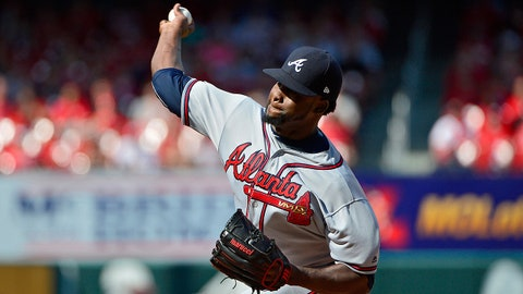 2. For Atlanta bullpen, change has been a good thing