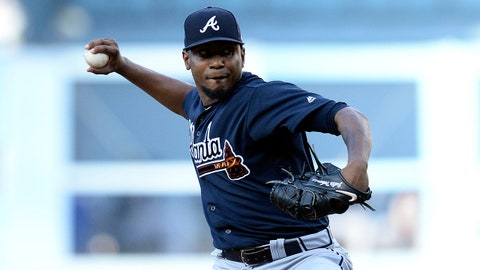 3. Julio Teheran's road success to be tested in Denver