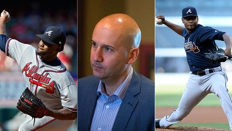 Three Cuts: Braves' 40-man challenges just beginning; bullpen improved with Arodys Vizcaino at closer