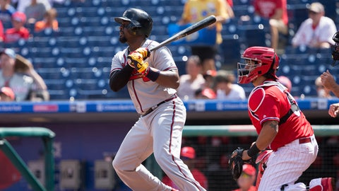 Aug. 29, 2017: Brandon Phillips' 2,000th Hit