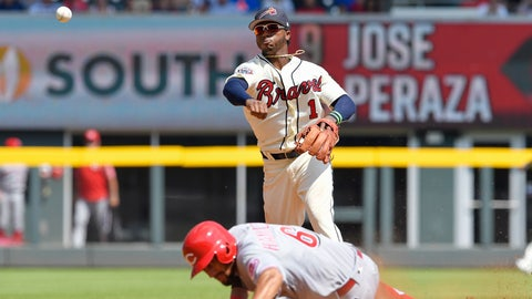 Promising early returns from Dansby Swanson-Ozzie Albies tandem