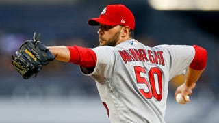 Waino feeling 'pinching sensation' in back of elbow joint
