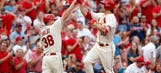 Grichuk, DeJong homer in Cardinals' 6-5 win over Braves