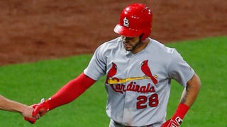 Pham finds it 'tough' to believe his monster homer went only 440 feet