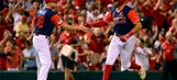 Tommy Pham: 'It's great to get the win on a special day like today'