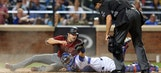D-backs threaten often, score less so in loss to Mets