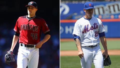 Today's starting pitchers: LHP Patrick Corbin vs. LHP Tommy Milone