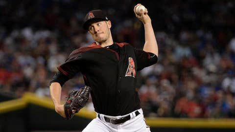 D-backs starting pitcher Patrick Corbin (9-11, 4.52 ERA)