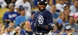 Pirela's homer in 8th leads Padres to 4-3 win over Dodgers