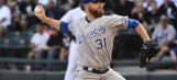 Ian Kennedy: 'It's great hearing music' after Royals snap losing streak