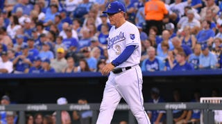 Ned Yost on Ian Kennedy: 'He just didn't have his good stuff'