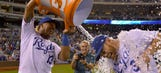 Brandon Moss pays the price for hitting two homers: Salvy Splash