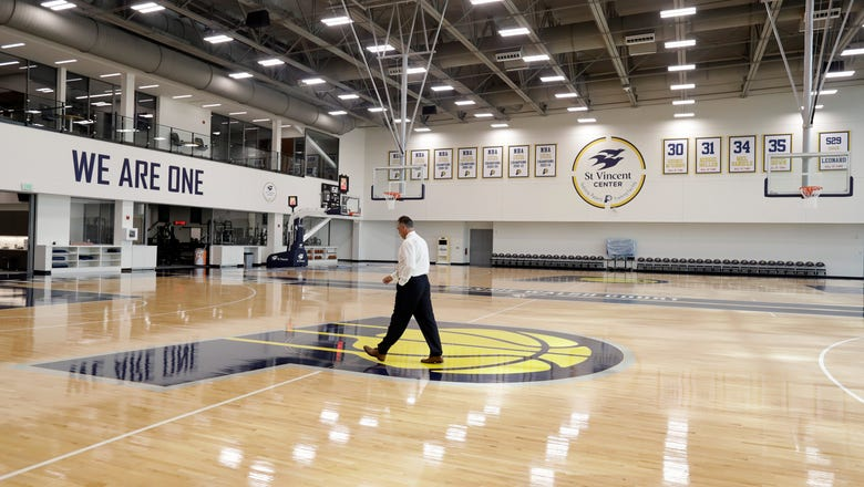 New Pacers practice facility already making a big impact