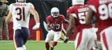 Kerwynn Williams claims kickoff, punt return duties for Cardinals