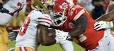 Chiefs relying on new bodies, healthy vets to stuff the run