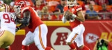Chiefs fall 27-17 to 49ers in preseason opener