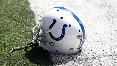 Colts Trade Down in Draft, Give up Number Three Pick