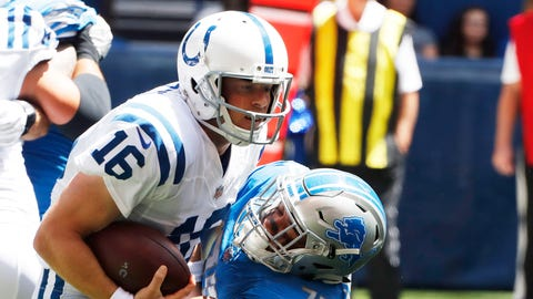 Andrew Luck's Status For Week 1 Remains Uncertain