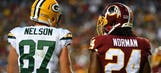 PHOTOS: Packers at Washington