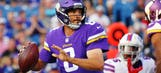 Bradford expected to play Sunday for Vikings despite knee injury