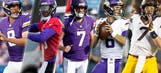 "Zimmer: Vikings would ""like to"" keep three QBs on initial 53-man roster"