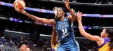 League lead dwindles as Lynx lose to Sparks