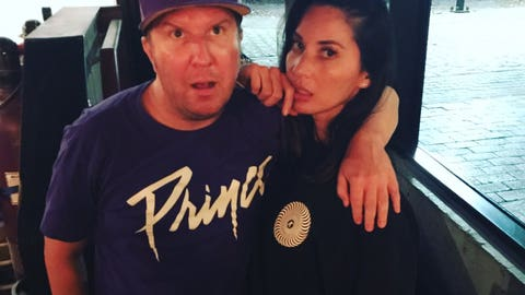 Nick Swardson, Comedian/actor/Vikings fan