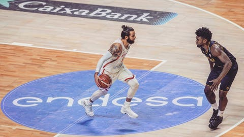 Ricky Rubio, former Wolves guard