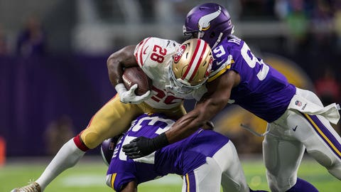 Vikings will open National Football League season at home against 49ers