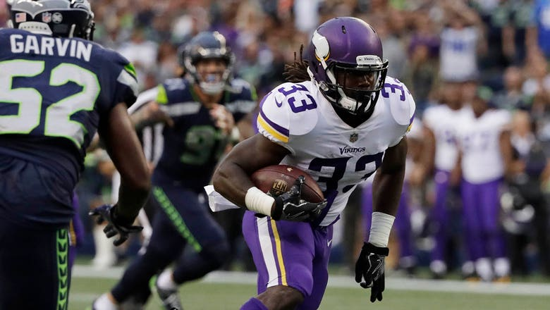 Vikings rookie Cook shows promise in preseason loss to Seattle